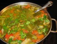 Ciorba de legume moldoveneasca, in 3 pasi simpli!