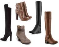 Tendinte iarna 2014-2015: Ce modele de cizme si botine se poarta