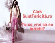 S-a lansat Clubul Suntfericita.ro