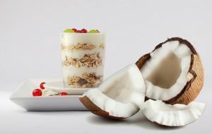 Beneficiile laptelui de cocos