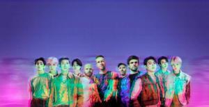 Coldplay incepe o colaborare cu BTS