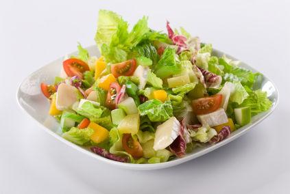 3 reguli pentru prepararea unei salate sanatoase