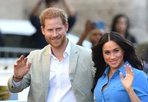 Cuplul regal Harry si Meghan spera ca vor fi mai putin hartuiti in Canada