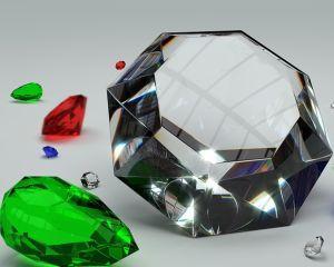 Cum se deosebesc diamantele naturale de cele contrafacute?