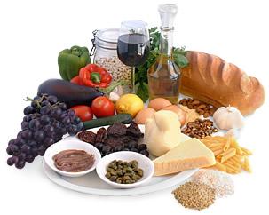 Dieta mediteraneana si beneficiile ei pentru sanatate