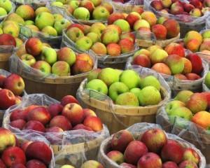 Slabeste fara efort folosind dieta cu mere