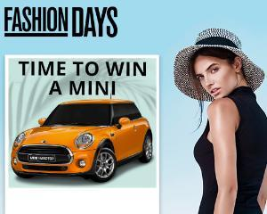 Fashion Days ofera un Mini in campania