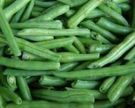 Mancare de fasole verde cu usturoi