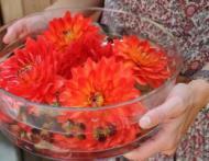 Florile te ajuta sa... mananci mai putin