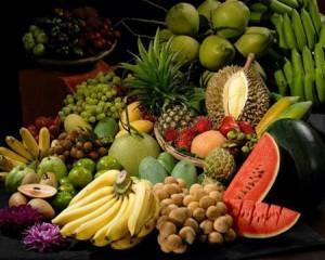 Poti manca doar fructe? Iata ce se poate intampla