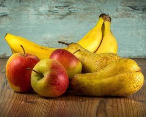 Top 5 fructe bogate in fibre