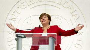 Georgieva, FMI: Femei, niciodata sa nu acceptati sa fiti platite mai putin decat barbatii!