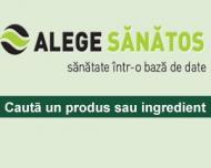 AlegeSanatos.ro: singurul site din Romania care iti spune ce sa NU mananci. Tu cate E-uri ai inghitit astazi?