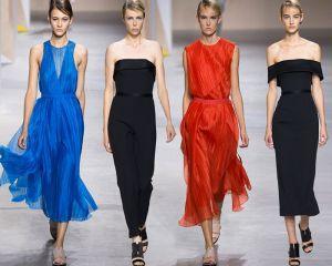 Saptamana modei la New York: tendinte pentru primavara-vara 2016