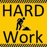 Trebuie sa muncesti din greu pentru a ajunge suficient de bogat ca sa nu mai fie necesar sa muncesti din greu