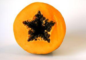 Papaya, pentru antioxidanti din belsug