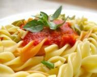 Reteta pentru vegetarieni: Paste cu ciuperci