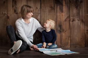 Cum sa cresti un copil sanatos si fericit