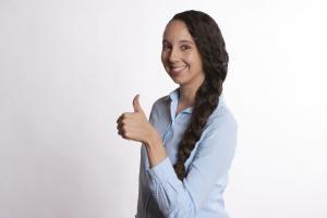 Trucuri care te vor ajuta sa fii pozitiva