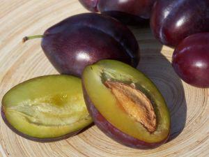 Piept de pui cu prune