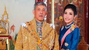Regele Thailandei are o noua concubina pe care deja a prezentat-o sotiei