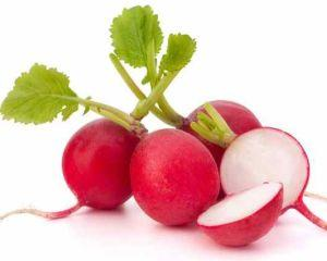 Ce proprietati terapeutice au ridichile rosii