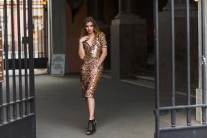 3 modele de rochii potrivite pentru Revelionul 2018
