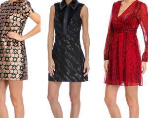 Ce rochii purtam la petrecerile din aceasta iarna
