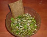 Reteta recomandata de Carmen Bruma: salata nutritiva de post