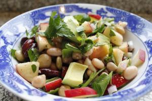 Salata de post, o reteta simpla si savuroasa