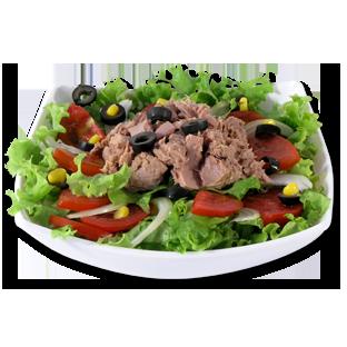 Dieta cu salata - cea mai buna si sanatoasa alegere
