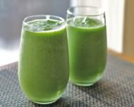 Reteta de smoothie verde pentru detoxifiere