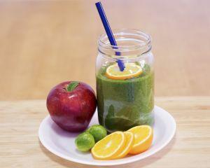 Dieta de detoxifiere cu smoothie verde