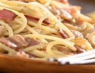 Reteta pentru oaspeti neasteptati: Spaghetti Carbonara