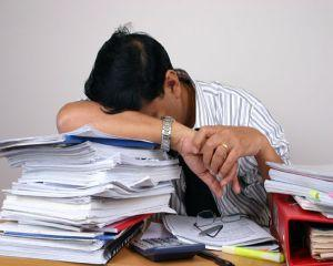 Stresul la locul de munca poate creste riscul de accident vascular