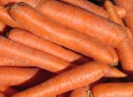 Supa crema de morcovi cu usturoi si chimen