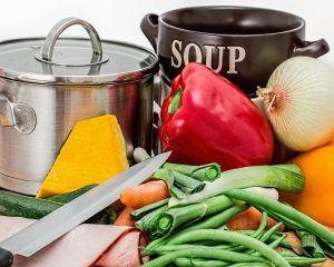 Reteta marocana: supa de naut