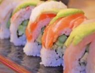 Cum sa mananci sushi