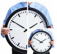Organizeaza-ti timpul la job