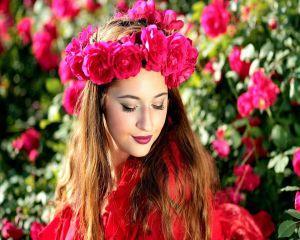 Frumusete naturala: 7 beneficii ale trandafirilor