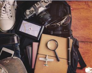 Cum sa iti impachetezi bagajul de vacanta pentru a economisi spatiu in valiza