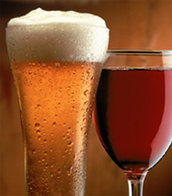 Vin vs bere. Ce alegem?