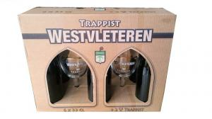 Calugarii unei abatii din Belgia, vand de acum online berea Westvleteren
