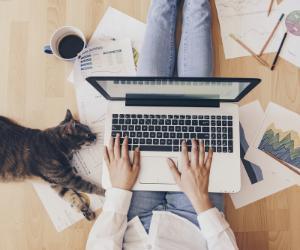 5 pasi ca sa poti lucra eficient de acasa